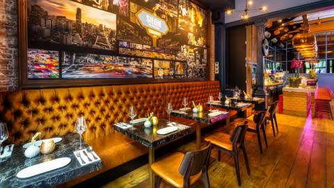 Silom Thai Brasserie, Amsterdam