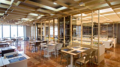 Nereidas, Buffet de Cocina Mediterránea, Alboraya