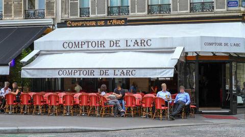 Comptoir de l'arc, Paris
