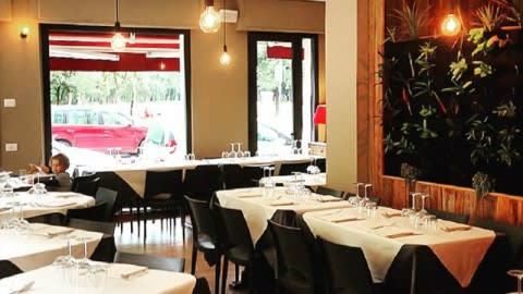 Olive a cena, Viareggio