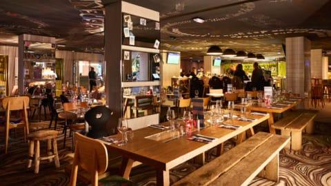 Mama Restaurant Marseille, Marseille