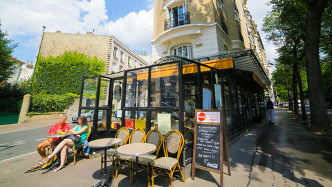 Le Verbalon, Paris