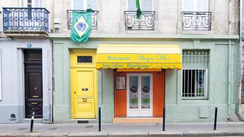 Beija Flor, Bordeaux