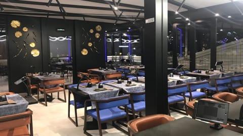 Nanami Oriental Restaurant, Rome