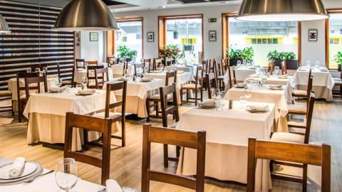 Aranjuez Steak House, Madrid