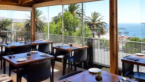 Verso Restaurante, Valparaíso