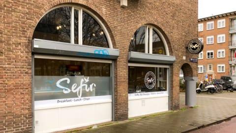 Sefir, Amsterdam