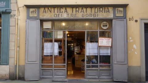 Osteria Tre Gobbi, Bergamo