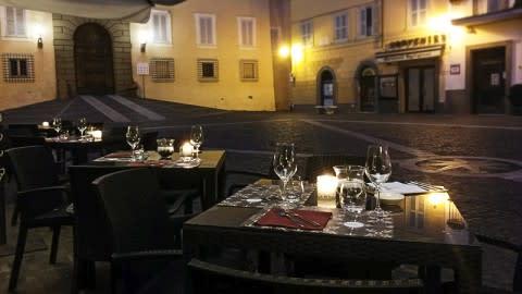 Baruffa Restaurant & Bistrot, Castel Gandolfo