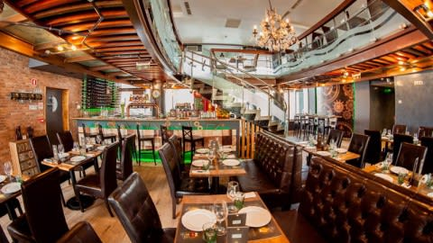 The Club Steakhouse, Lisbon