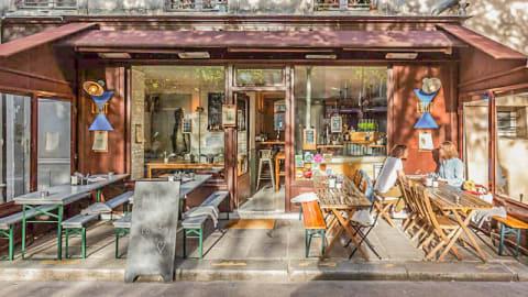 L'ilot, Paris