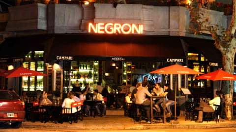 Negroni (Palermo), Buenos Aires