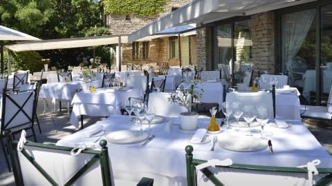 Restaurant gastronomique des Bories, Gordes