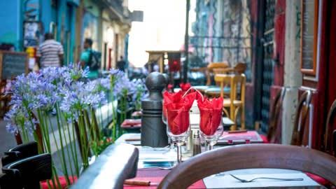 Passe Mexicain, Marseille