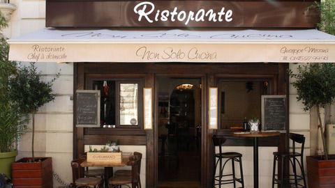 Non Solo Cucina, Paris