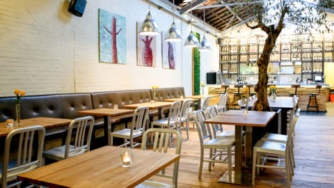 Jefferson Bar-Brasserie, Amsterdam
