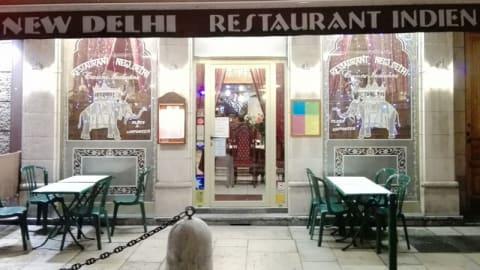 New Delhi, Lyon