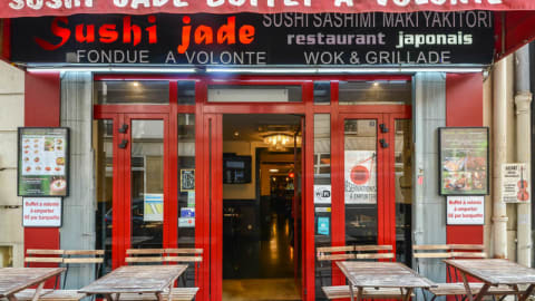 Sushi Jade, Paris