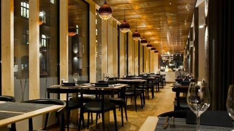 Restaurang Birger Jarl, Stockholm