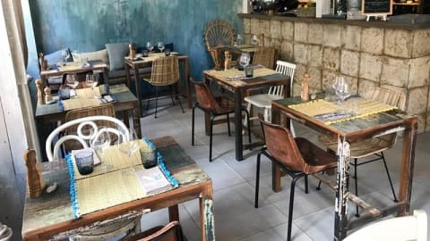 Restaurant Lounge N133, Lyon