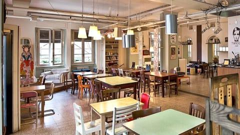 Twiggy Cafè Ristorante, Varese