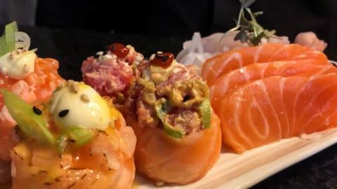 Okone Sushi e Peruano, Porto