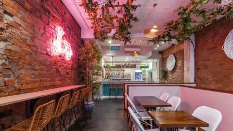 Little Brother Restaurant, Melbourne