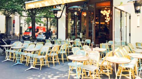 Le Felix Café, Paris