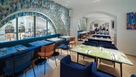 Vikissimo Restaurant, Milan