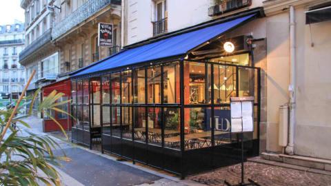 Leda, Paris