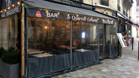 Le Quartier Général, Paris