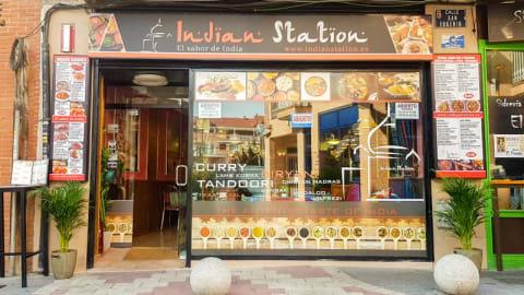 Indian Station, Getafe
