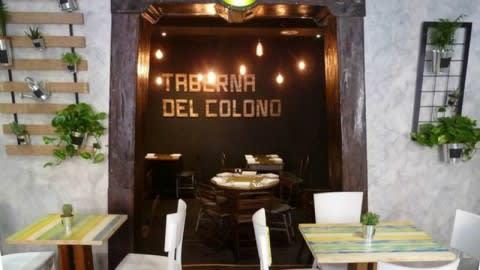 Taberna del Colono, Madrid