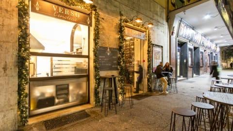 Enoteca Verso, Rome