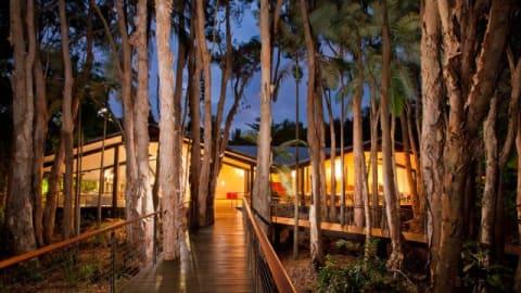 Paperbark Restaurant, Kewarra Beach