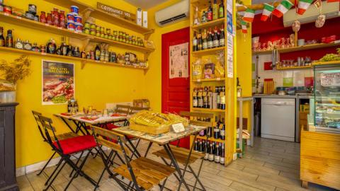 Zia Concetta Castellane, Marseille