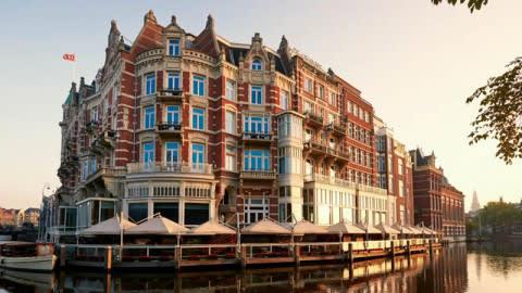 Marie Amsterdam (Hotel De L'Europe), Amsterdam