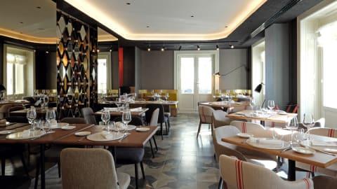 Picalagartos Sky Bar - Hotel NH Collection Gran Vía, Madrid