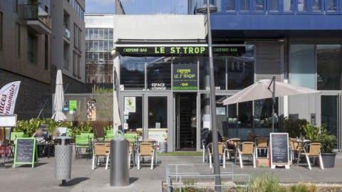 Le St Trop, Lyon