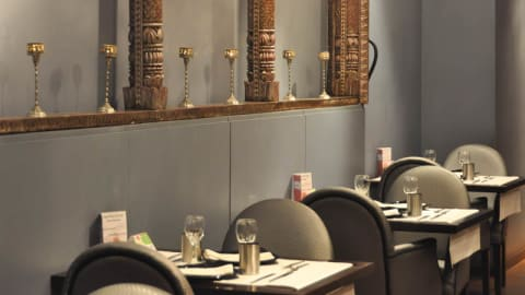 Sindur - Indian Cuisine, Barcelona