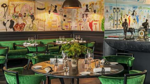 Le Schiap Restaurant, Paris-8E-Arrondissement
