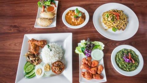Zafeera's Fine Malaysian Indian Cuisine, Carlton North