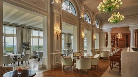 La Véranda - Grand Hôtel du Cap Ferrat, a Four Seasons Hotel, Saint-Jean-Cap-Ferrat