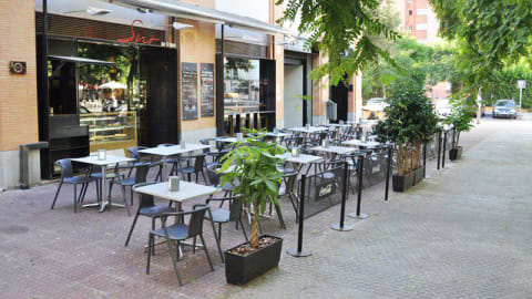 Sur Bar y Tapas, Sevilla