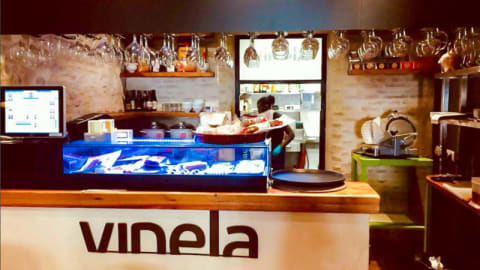 Vinela Street Food, Sevilla