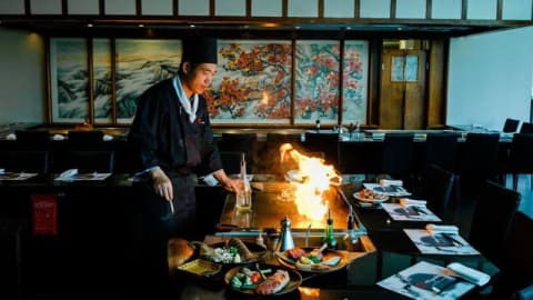 Miyako Japanese Cuisine & Teppanyaki, Southbank