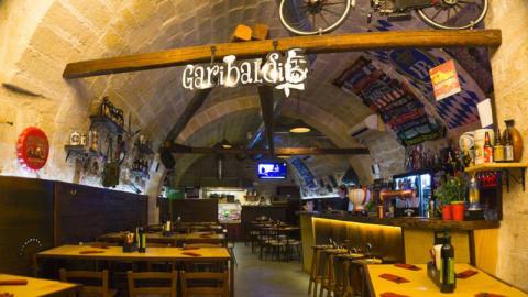Garibaldi Steakhouse, Monopoli