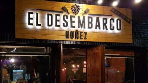 El Desembarco (Nuñez), Buenos Aires