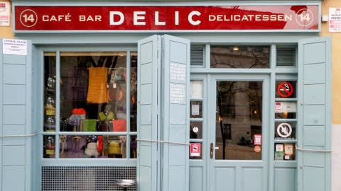 Delic, Madrid