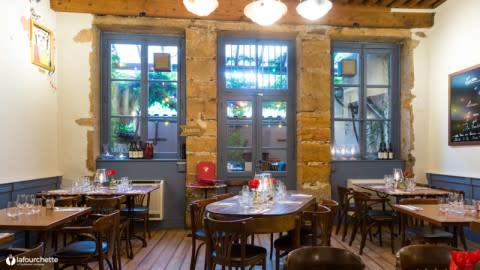 Chez Lucien - Bistrotier, Lyon